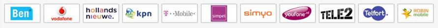 sim-only-vergelijker - vergelijk sim only